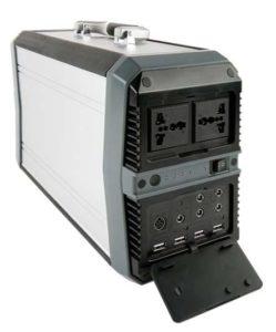 Fuente de alimentación de energía portátil de 500 W Modelo SKA500